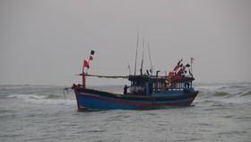 Quảng Ngãi: Gặp nạn 12 ngày, 6 ngư dân vẫn chưa được cứu
