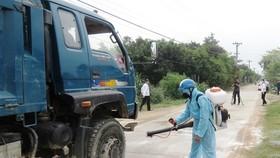 Tiêu hủy 2.055 con heo, dịch tả heo Châu Phi lây lan 8 huyện, thành phố Quảng Ngãi