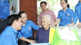Con của Mẹ Việt Nam anh hùng có được trợ cấp sửa nhà?