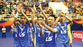 Giải futsal các CLB châu Á 2017 Món quà tri ân