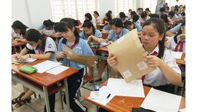 """Cuộc thi """"Văn hay chữ tốt"""" năm 2017 tại TPHCM"""": 16 đơn vị hoàn thành vòng thi cấp quận, huyện"""