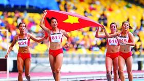Tài năng thể thao TPHCM: Niềm tin tương lai