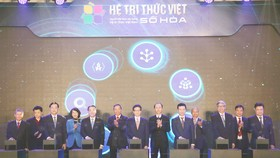 Kỳ vọng ở Hệ tri thức Việt số hóa