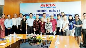 Khởi động Học bổng Nguyễn Văn Hưởng năm 2018: Lan tỏa trái tim yêu thương