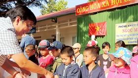 Mang niềm vui đến người nghèo Đắk Nông