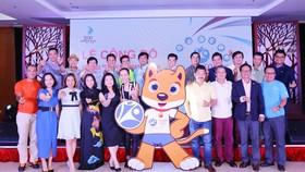 """Chú chó Bino - Linh vật chính thức của Đại hội Thể thao """"Olympic 2030"""" lần 4 - 2018"""