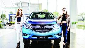 Mazda BT-50 mới ra mắt thị trường Việt Nam với nhiều nâng cấp