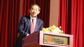 PGS-TS Hồ Thanh Phong giữ chức Hiệu trưởng Trường ĐH Quốc tế Hồng Bàng