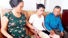 Cảnh khó của gia đình ông Lộc