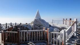 Miền Bắc rét đậm, có nơi dưới 3°C, xuất hiện băng tuyết