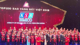 """KSB đoạt """"cú đúp"""" trong năm 2018"""