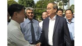 Bí thư Thành ủy TPHCM Nguyễn Thiện Nhân: Thu nhập tăng thêm phải gắn với hiệu quả làm việc