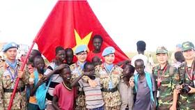 Tinh thần Việt Nam ở Nam Sudan