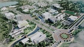 Điều chuyển vốn đầu tư của dự án xây dựng Đại học Quốc gia Hà Nội tại Hòa Lạc