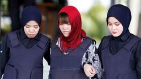 Tòa án Malaysia thay đổi tội danh đối với Đoàn Thị Hương
