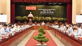 Thông báo Hội nghị lần thứ 26 Ban Chấp hành Đảng bộ TPHCM khóa X