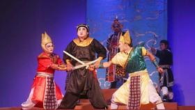 Nghệ thuật hát bội - nguy cơ mai một