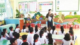 Thư viện là nơi phát triển phẩm chất, kỹ năng cho học sinh