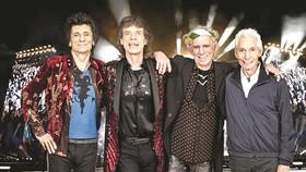 Rolling Stones lên lịch mới cho chuyến lưu diễn