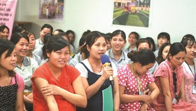 Truyền thông về chăm sóc sức khỏe cho người lao động tại Vĩnh Phúc