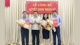 Bà Bùi Thị Bích Tuyền làm Giám đốc Văn phòng Đăng ký đất đai TPHCM