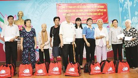 Công ty XSKT TPHCM tổ chức các hoạt động kỷ niệm Ngày Thương binh Liệt sĩ 27-7