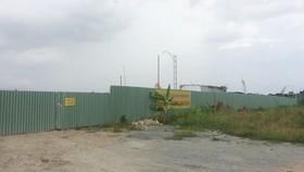 Cưỡng chế dứt điểm vi phạm xây dựng tại Khu công nghiệp Phong Phú