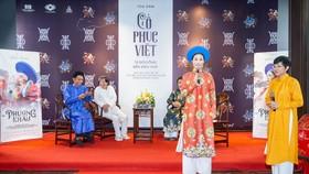 Tọa đàm Cổ phục Việt từ đời sống đến điện ảnh