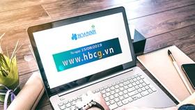 Tập đoàn Xây dựng Hòa Bình thay đổi tên miền website sang HBCG.VN