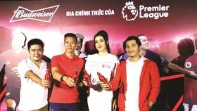 Budweiser tài trợ chiến lược giải EPL và La Liga