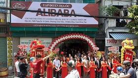 """Xử phạt Alibaba vì mở văn phòng """"chui"""""""