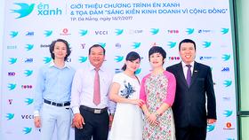 Buổi giới thiệu chương trình Én Xanh tại Đà Nẵng