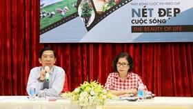 """Báo Sài Gòn Giải Phóng phát động cuộc thi video clip """"Nét đẹp cuộc sống"""""""