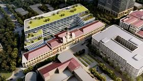 Lấy ý kiến người dân về kiến trúc công trình trụ sở UBND, HĐND TPHCM