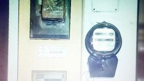 Chống trộm cắp điện