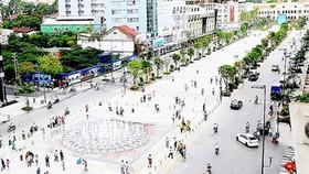 Dành gần 60ha làm công viên khu trung tâm