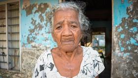 圖為哥倫比亞一名80歲老人。(示意圖源:聯合國)