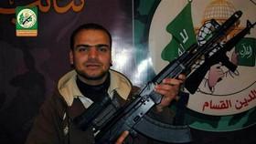 巴勒斯坦哈馬斯抵抗運動成員尼加爾·賈法裡(Nidal al-Jaafari)在邊界附近的一次炸彈襲擊事件中喪生。(資料圖源:互聯網)