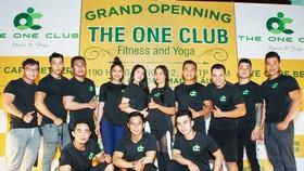 由華人企業開辦的The One Club擁有年輕專業的教練隊伍。