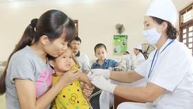 從今年1月1日起強制防疫接種的10類傳染病疫苗。(示意圖源:互聯網)