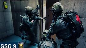 德國GSG 9特種部隊參與了打擊販運賣淫組織的行動。(圖源:互聯網)
