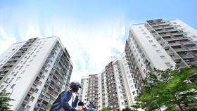 政府總理要求注重在市中心區不繼續興建公寓住房、高層建築的措施。圖為舊邑郡河都公寓。(示意圖源:光定)