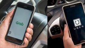 工商部對 Grab 收購 Uber 事件展開調查。(示意圖源:互聯網)