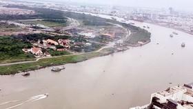 應聯手維護西貢河水資源。