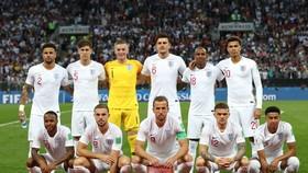 英國隊無緣本屆世足盃決賽。