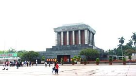 胡志明主席陵將於本月16日起重新開放。(圖源:建築報)