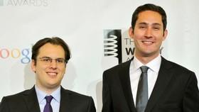 Instagram兩名共同創辦人據傳已經雙雙辭職。(圖源:路透社)