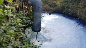 因排放超標廢棄物而造成環境嚴重污染的北部飼料股份公司被罰款近 2 億元。(示意圖源:互聯網)