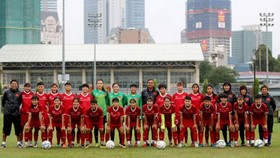越南U19女足。