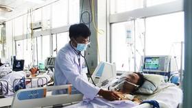 越南年輕醫師協會:非傳染病日益危險。(示意圖源:互聯網)